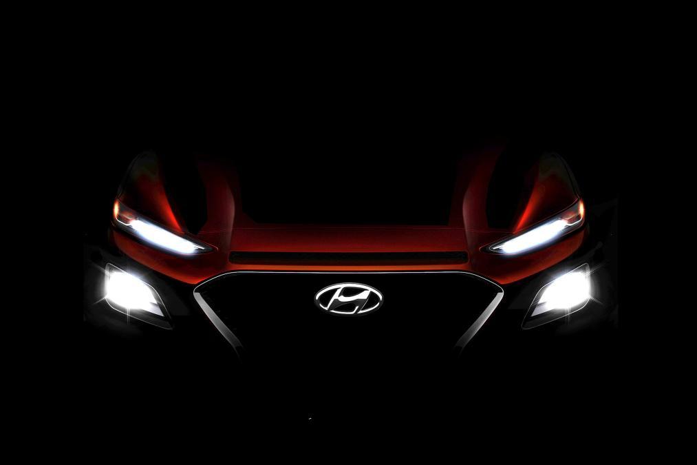 Así es el Hyundai Kona, el rival coreano del Nissan Juke