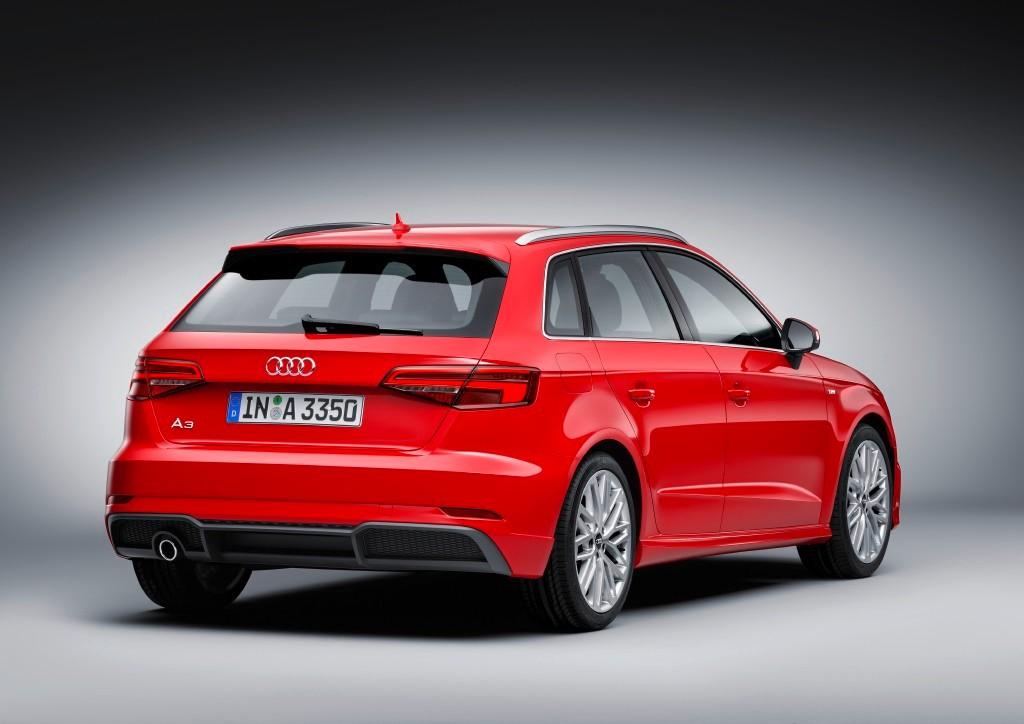 El Audi A3 recibe también el nuevo motor 1.5 TFSI de 150 CV: Un motor revolucionario con turbo de geometría variable