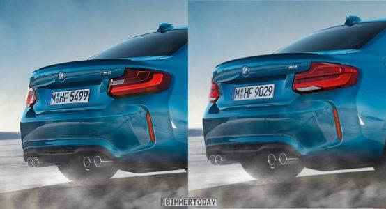 ¡El BMW M2 2018 aparece por error en la web oficial! ¿Qué cambios trae?