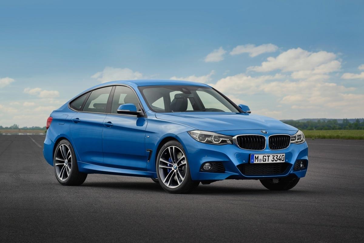 El BMW Serie 4 GranTurismo llegará a finales de década, y traerá sorpresa