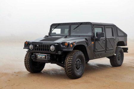 ¡El Hummer H1 ha vuelto! Eso sí, sólo para China y de la mano de Bob Lutz