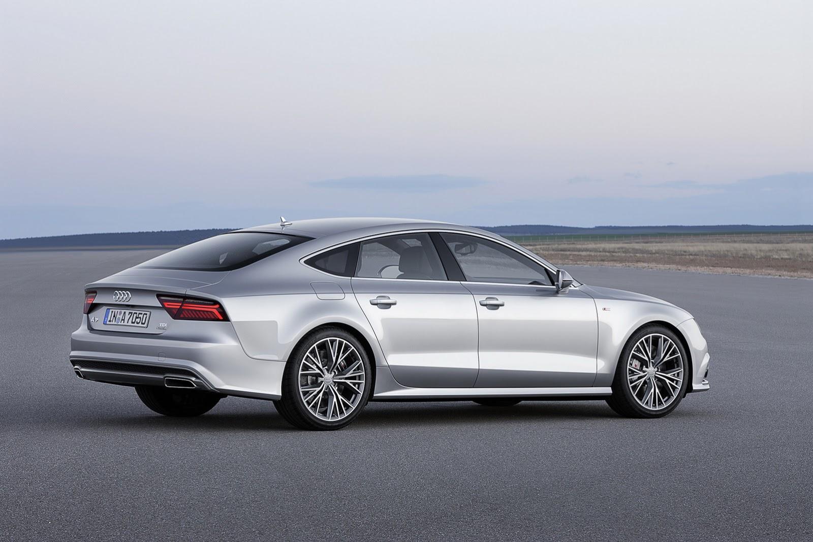 El nuevo Audi A7 Sportback debutará en diciembre