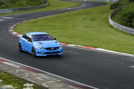 El Volvo S60 Polestar es más rápido que un BMW M4 en Nürburgring... y lo han mantenido un año en secreto