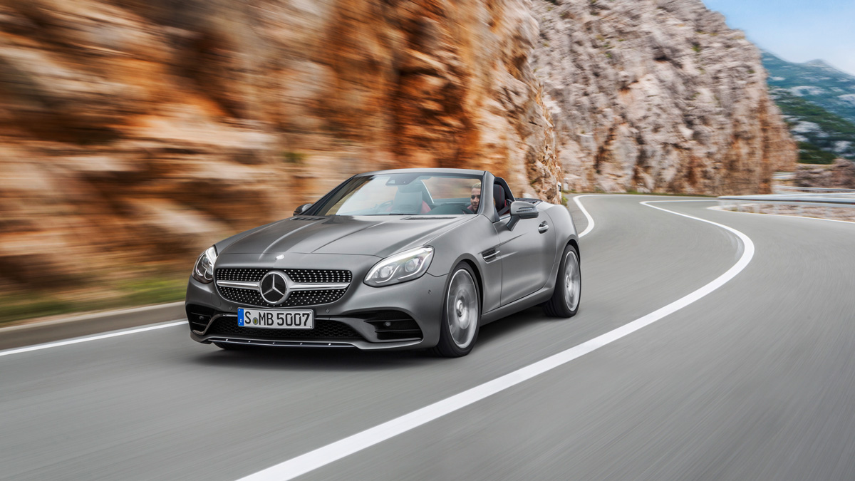 ¿La debacle de los roadster? Mercedes no desarrollará un sucesor del SLC