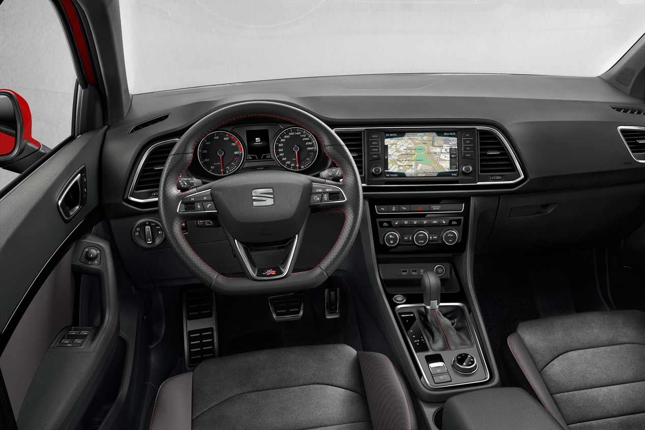 Llega el SEAT Ateca FR: La opción más deportiva del SUV (por el momento)