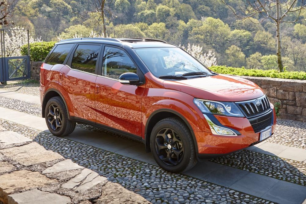 Mahindra KUV100: El SUV urbano de seis plazas que se venderá en Europa