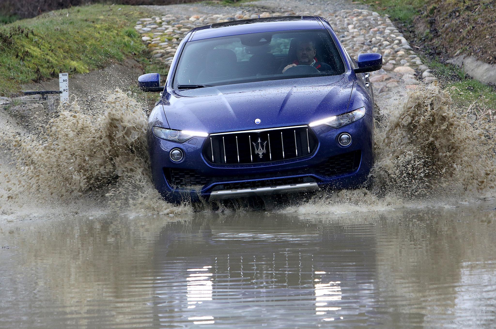 """El Maserati Levante híbrido podría ser tan potente como el """"S"""""""