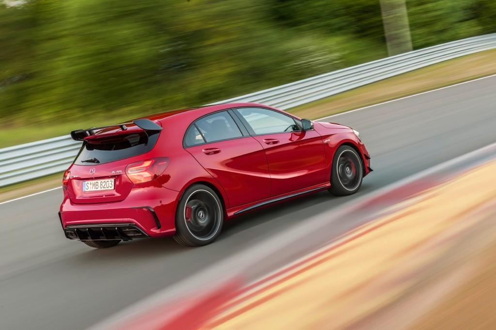 Mercedes-AMG A 35: el más barato de la casa, ¿una nueva era?