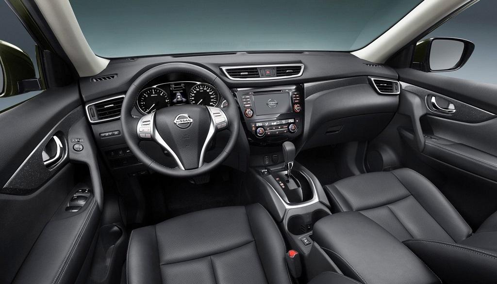 Nissan X-Trail: Dossier de gama