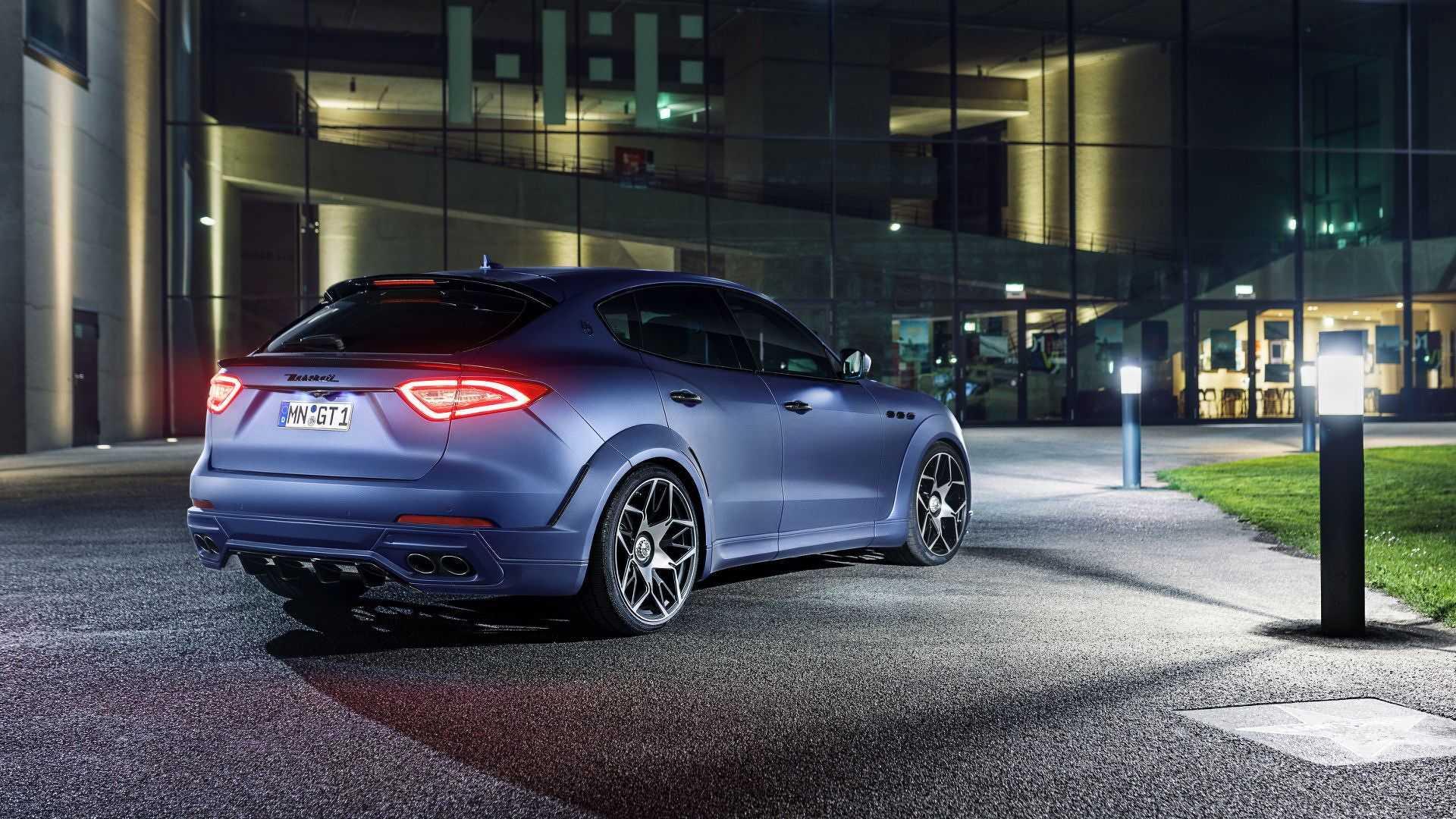 Maserati apostará por más lujo que deportividad, ¿nuevo crossover en camino?