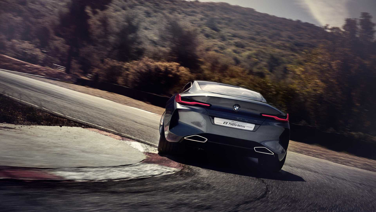 Oficial: BMW Serie 8 Concept, ¿es lo que esperábamos?