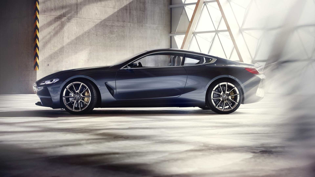 El BMW Serie 8 podría volver con un motor V12