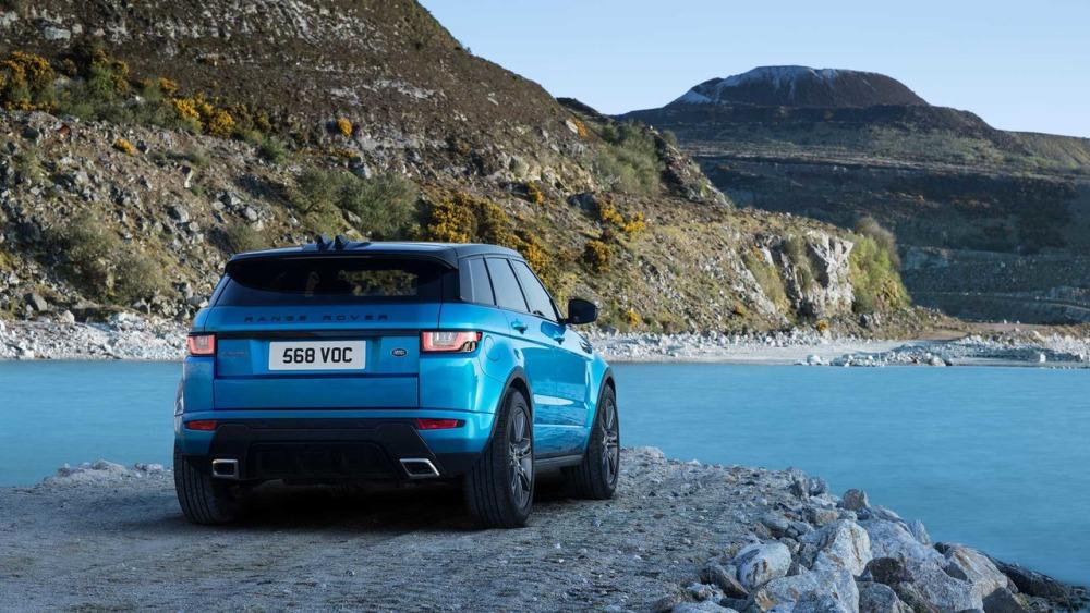 El nuevo Range Rover Evoque incluirá un híbrido enchufable