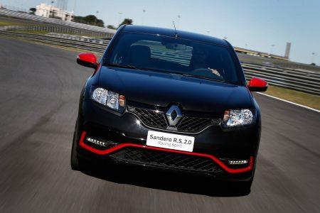 Renault Sandero 2.0 RS Racing Spirit: El Sandero de altas prestaciones que no veremos aquí