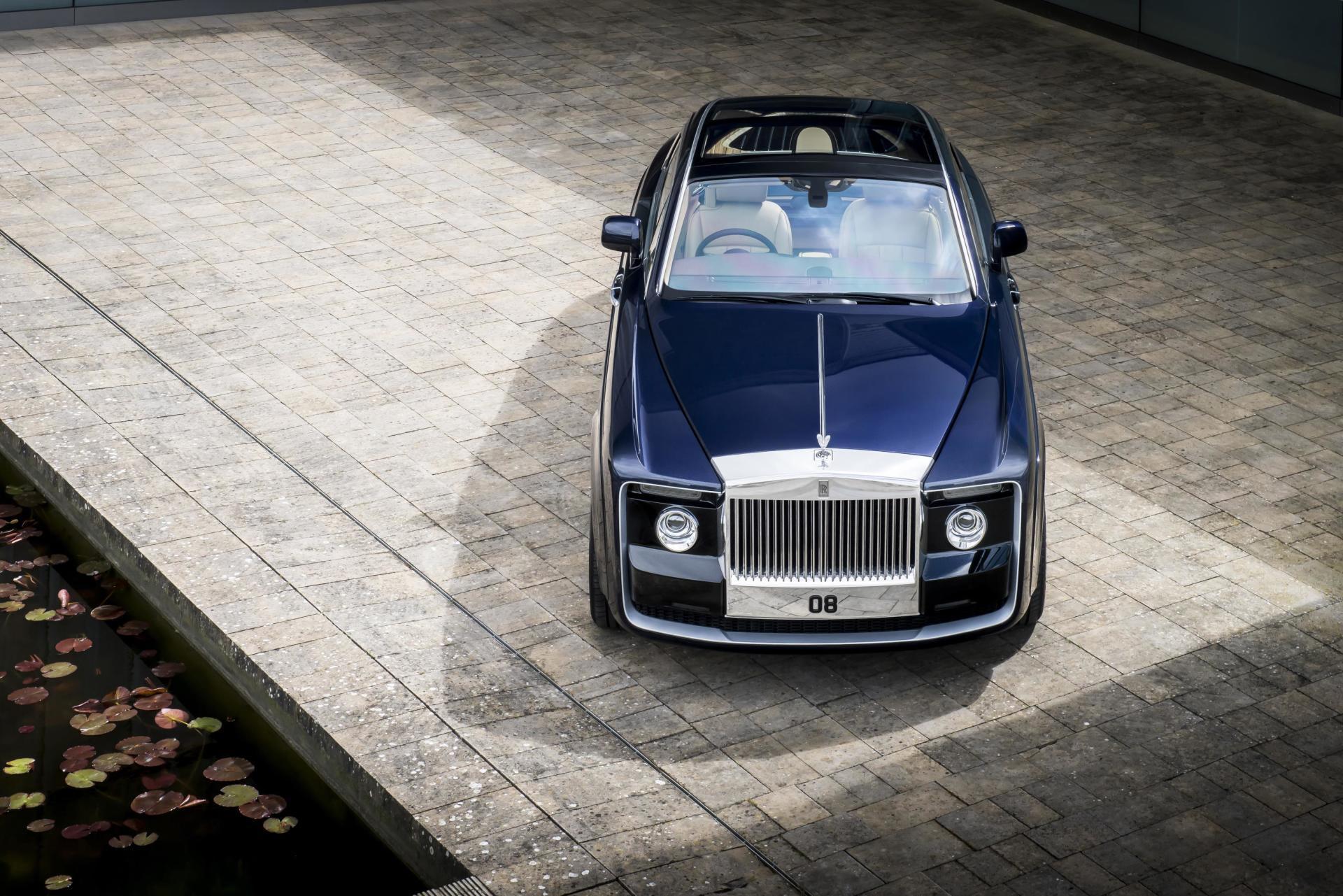 Rolls Royce Sweptail: ¿Estamos ante el coche más caro fabricado hasta la fecha?