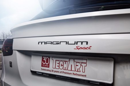 TechArt Magnum Sport Edition 30 Years: Con 720 CV y una estética que no pasa inadvertida