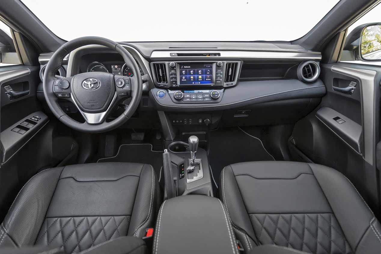 Toyota RAV4 Hybrid Feel! Edition: El SUV japonés más equipado y con tracción 2WD y 4WD