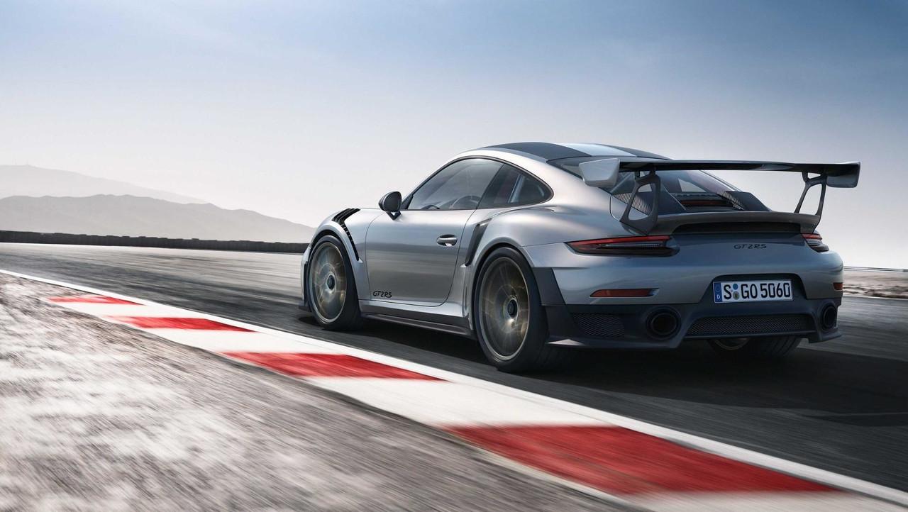 El Porsche 911 GT2 RS podría tener ya el récord de Nürburgring