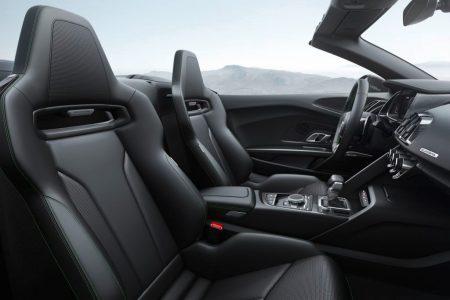 Audi R8 Spyder V10 plus: La versión descapotable, ahora con 610 CV