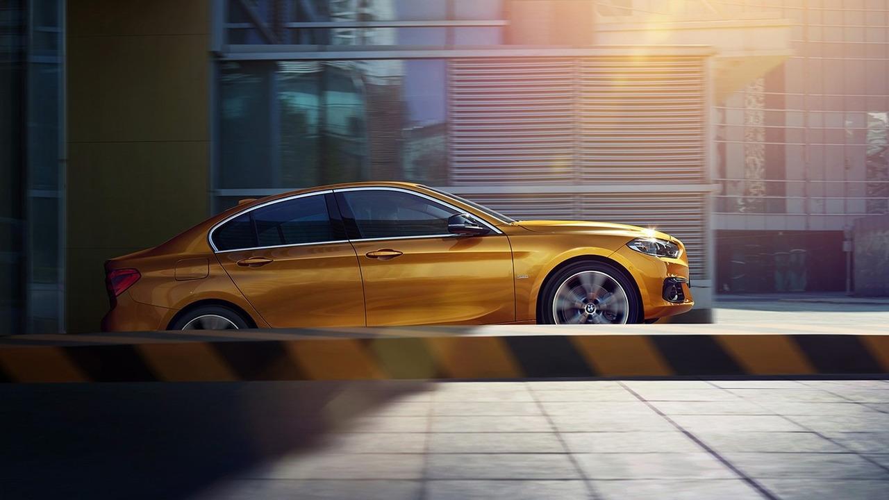 BMW no venderá el nuevo Serie 1 sedán en Europa... por ahora
