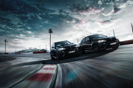 BMW X5 M y X6 M Black Fire Edition: El negro como máximo exponente