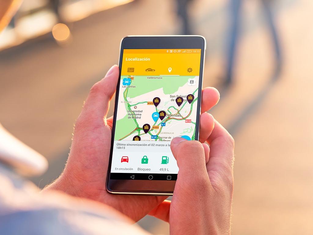 ¿Cómo conocer la ubicación de nuestro vehículo en tiempo real? Con Midas Connect ahora es posible