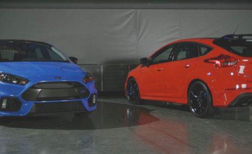 El Ford Focus RS llega a su fin, pero con mejoras mecánicas antes de hacerlo: Recibe un autoblocante mecánico