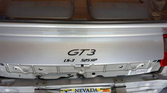 ¿Estarías dispuesto a comprar un Porsche 911 GT3 con un motor... V8 de 6.2 litros de Corvette? ¿herejía o genialidad?