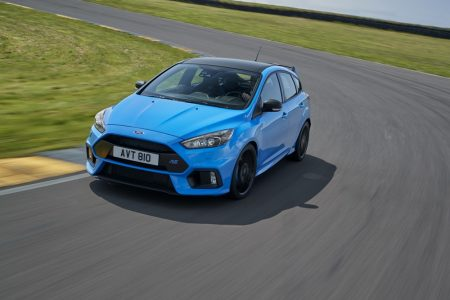 Ford Focus RS Option Pack... la respuesta de Ford a la edición limitada que no lanzará en Europa