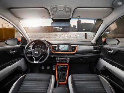Kia presenta el Stonic: Un b-SUV con el que ponerle las cosas difíciles al Nissan Juke