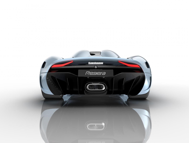 ¡La producción del Koenigsegg Regera se ha vendido por completo! 80 unidades fabricadas a mano