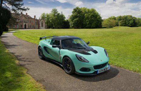 Lotus Elise Cup 250: ¡Por debajo de los 900 kg!