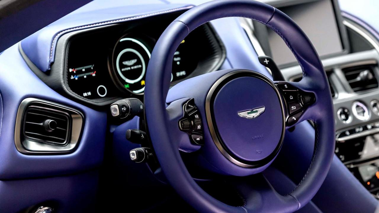 Oficial: Aston Martin DB11 V8, deportivo inglés con corazón alemán