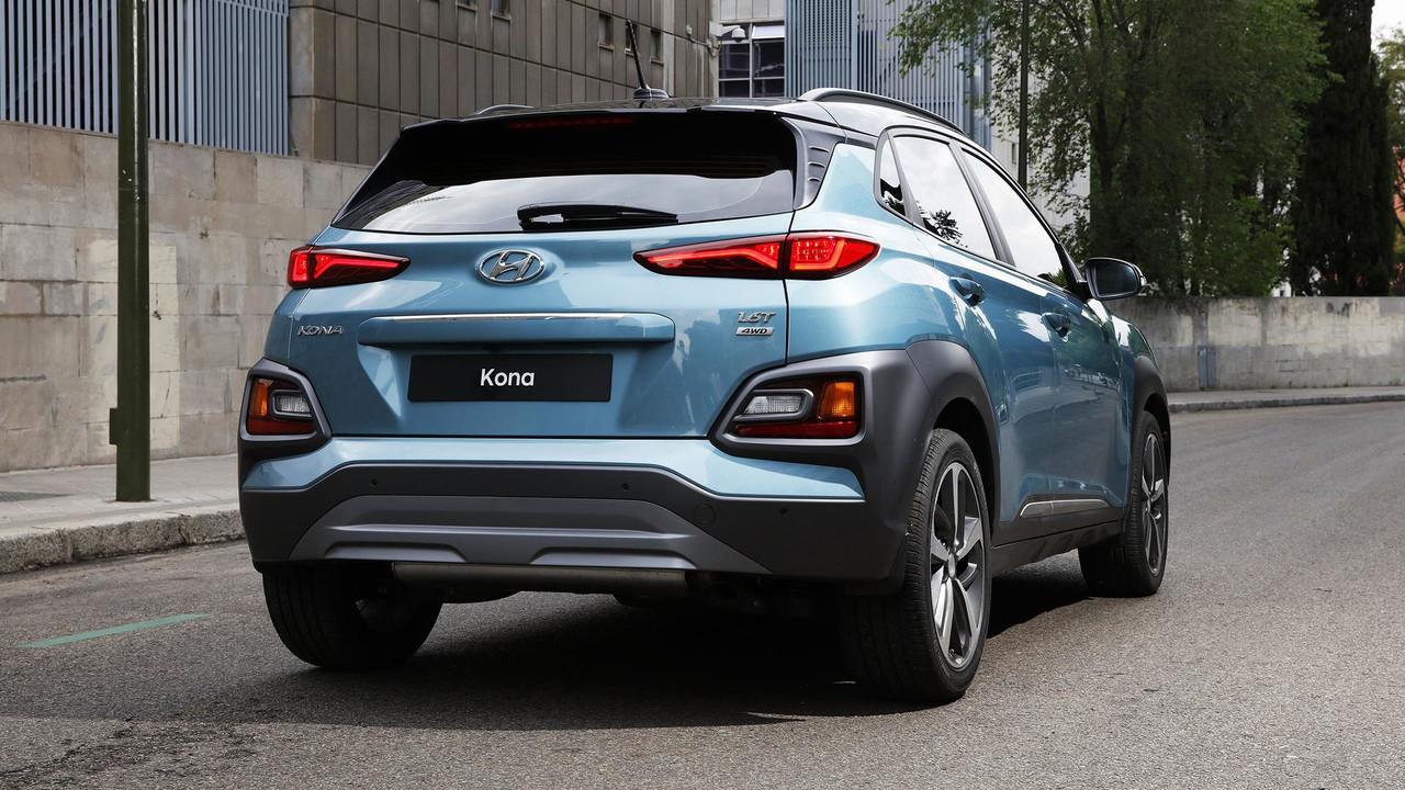 Oficial: Hyundai Kona, primeras imágenes e información oficial del b-SUV coreano