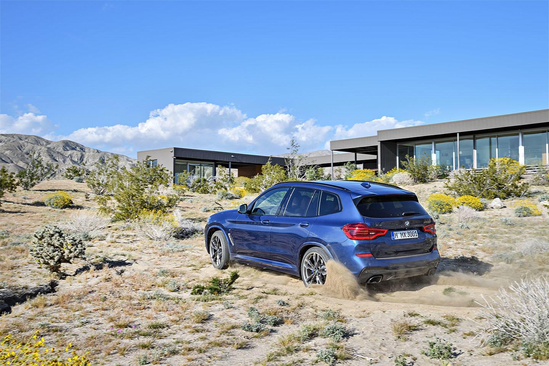 BMW iX3: rumbo a 2019, potente, eléctrico y de gran autonomía