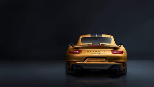 Porsche 911 Turbo S Exclusive Series: Para los más sibaritas y caprichosos