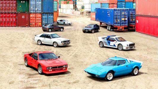 ¿Quieres hacerte con una colección de modelos de Grupo B? ¡7 ejemplares salen a subasta!