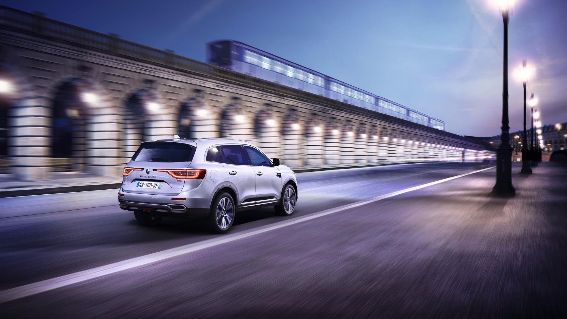 Renault Koleos 2017: Ya disponible desde 28.930 euros y sólo dos motores diésel