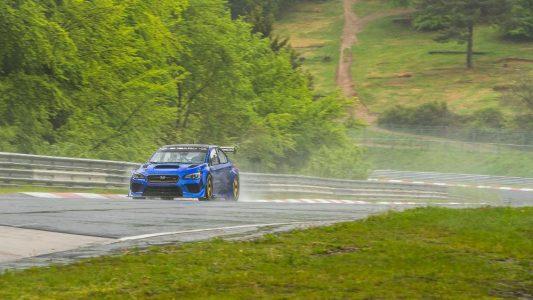 Subaru también se apunta a romper récords en Nürburgring con el WRX STI Type RA NBR Special
