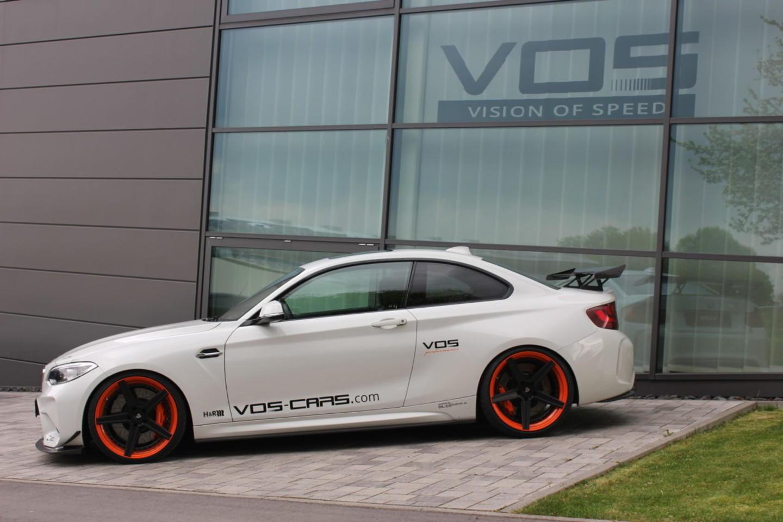 ¿Te gastarías 86.900 euros en un BMW M2 vitaminado? VOS te ofrece la opción de hacerlo