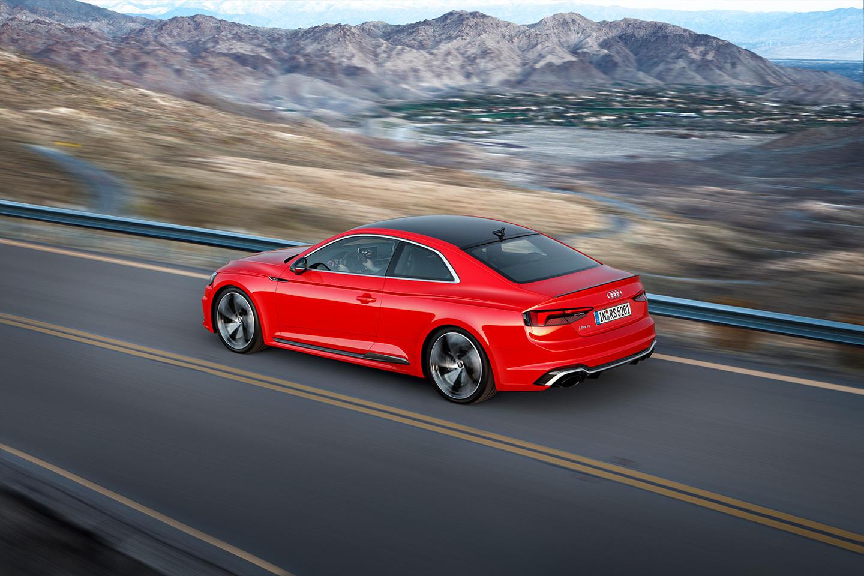 ¿Tienes ya ahorrados los 99.390 euros para el nuevo Audi RS5 Coupé?