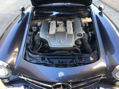 """¿Una réplica del Mercedes 300 SL """"alas de gaviota"""" basado en el SLK? Existe y está a la venta"""