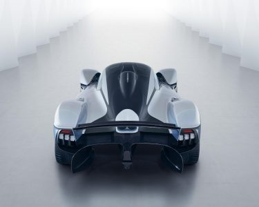 ¡A por los Fórmula 1! El Aston Martin Valkyrie podría acercarse a sus tiempos en circuito