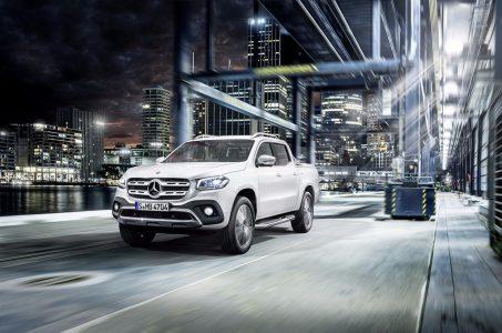 Así es el Mercedes Clase X: El primer pick-up de Mercedes ya es oficial