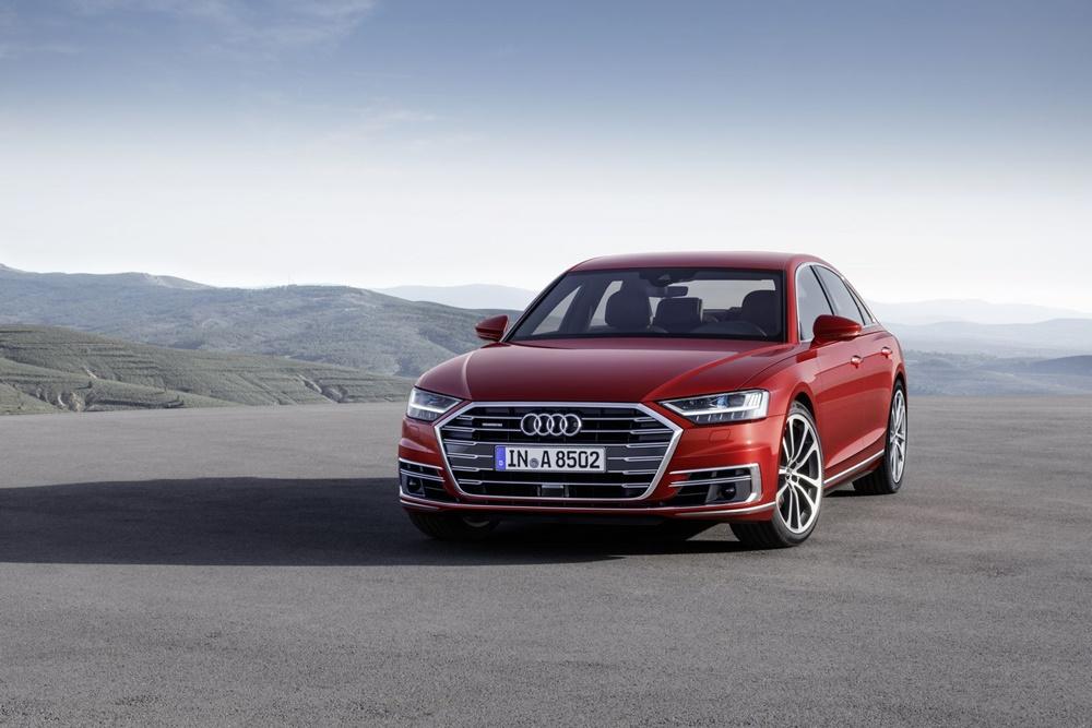 ¡Bombazo! El próximo Audi A8 será eléctrico