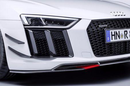 Audi Performance Parts viste de competición a los Audi TT y Audi R8