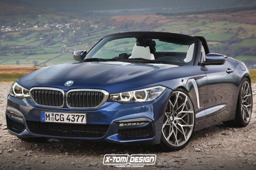 BMW ya prepara el terreno para el nuevo Z4: En Pebble Beach conoceremos el prototipo