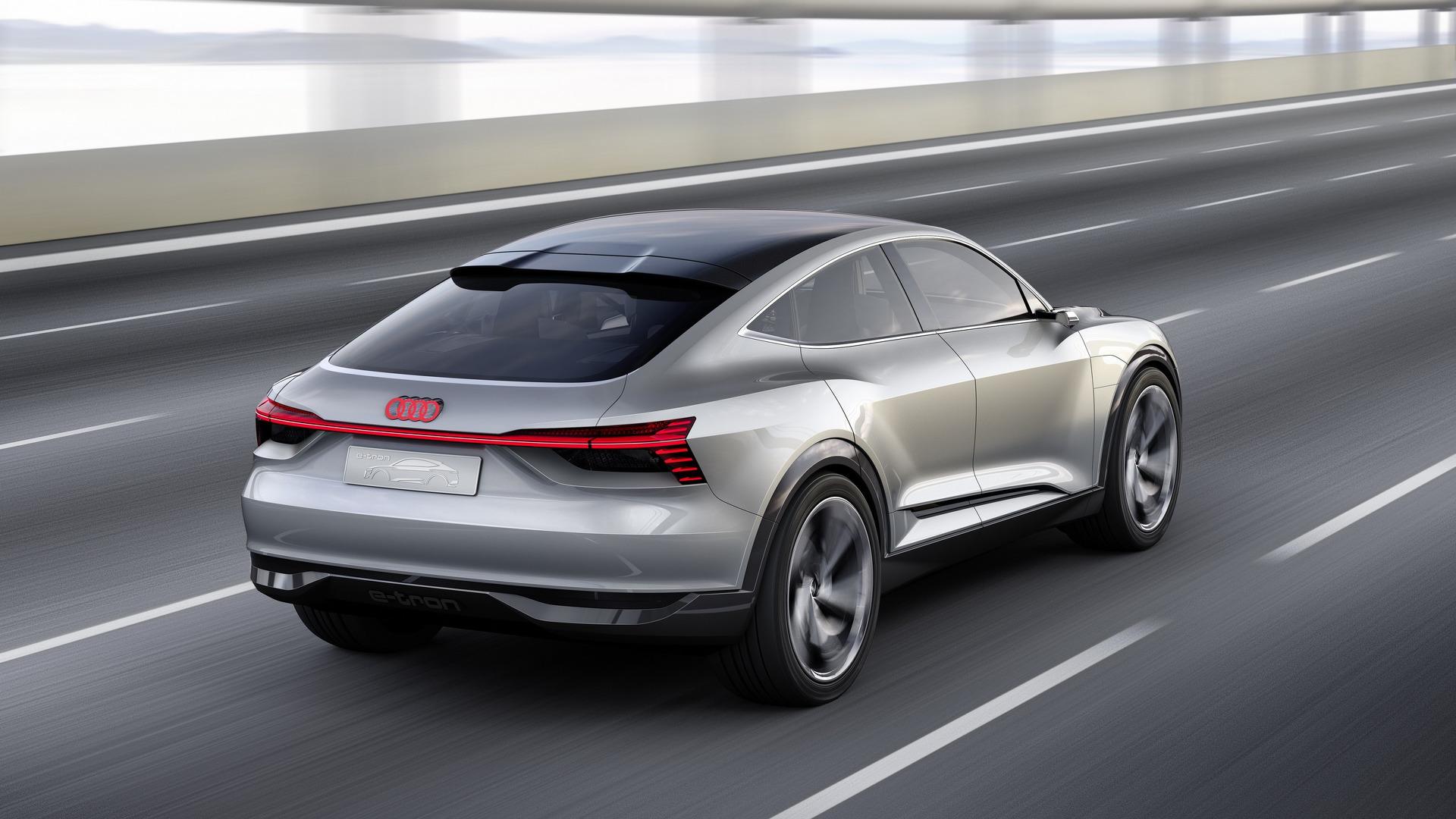 Recta final: se acerca el debut del Audi e-tron quattro