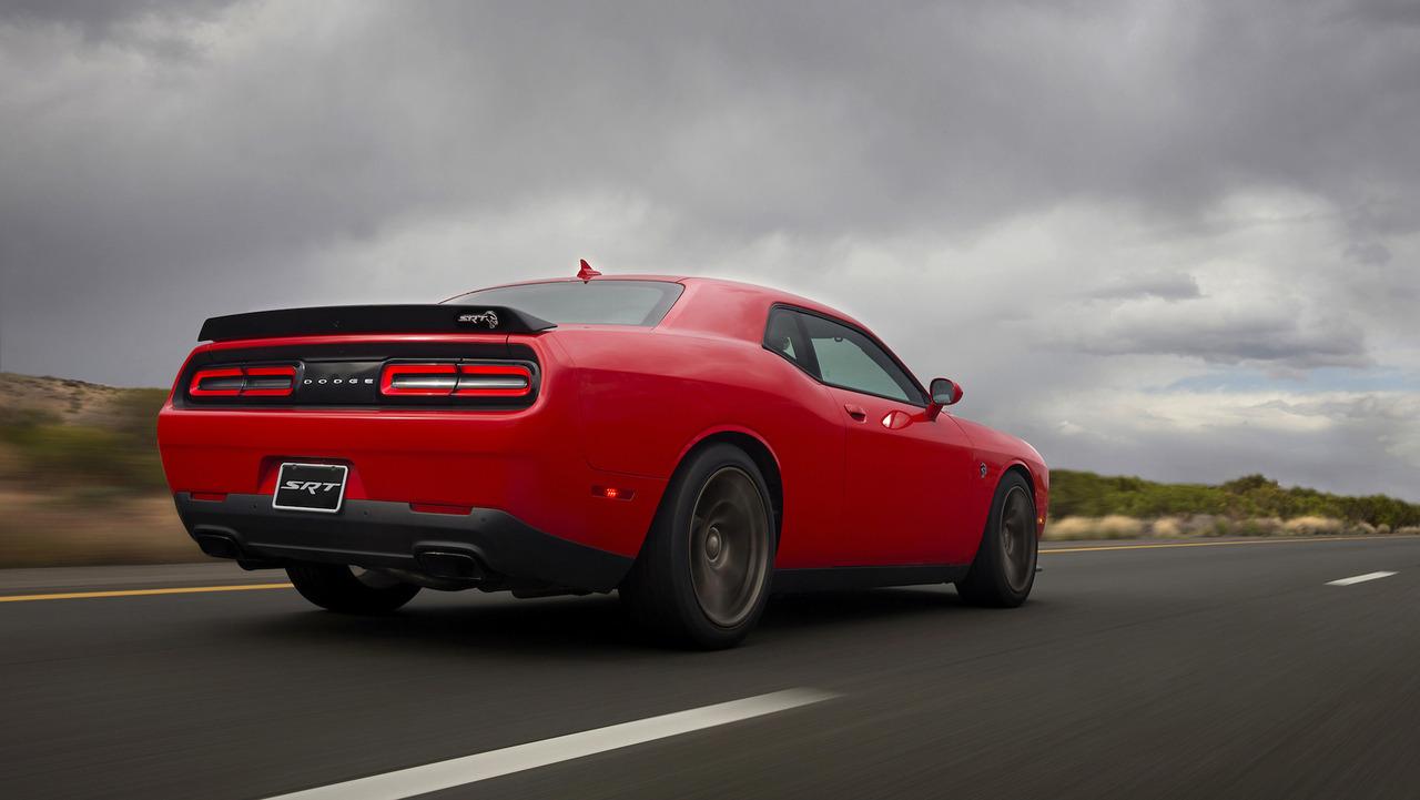 El Dodge Challenger continúa liderando el mercado, y en el futuro será aún mejor