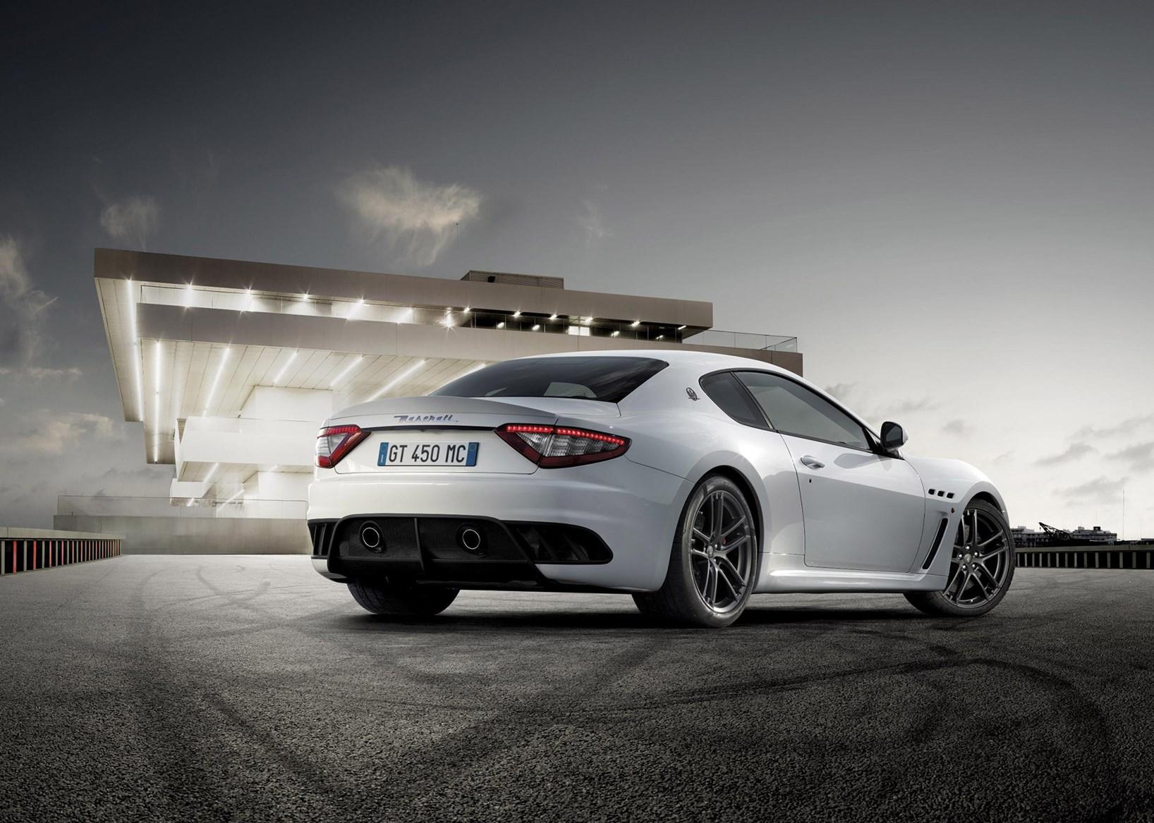 El nuevo Maserati GranTurismo debutará en 2020 con grandes cambios